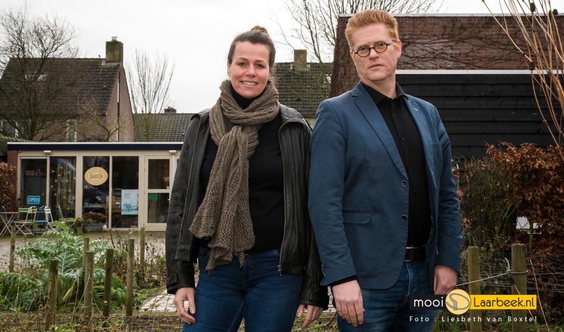 5 feb '20   Interview MooiLaarbeekKrant met initiatiefnemers 't Heuveltje
